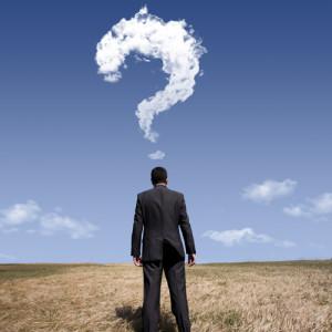 Cloud-Question-Mark