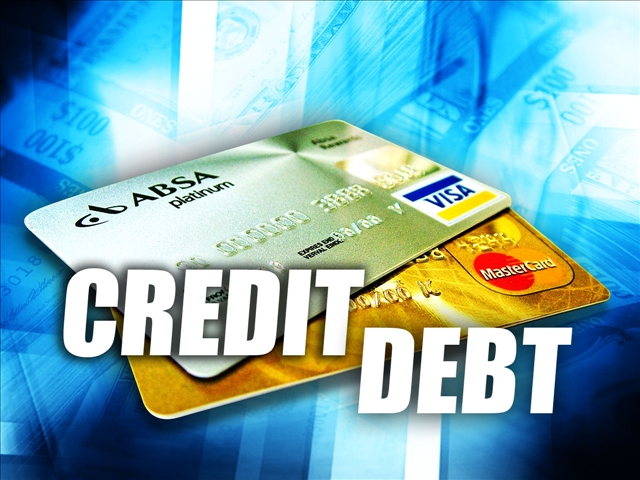 Image result for credit and debt