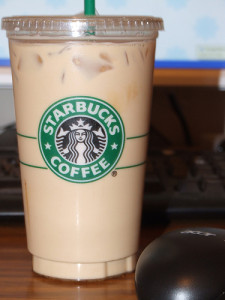 Starbucke Iced Coffee