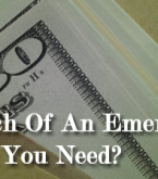 What is the Appropriate Emergency Reserve Amount for You?
