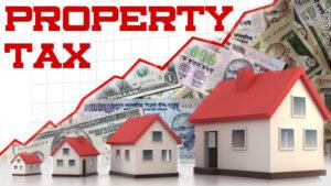 Property Tax Increasing